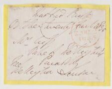 More details for duke of wellington handwritten and signed envelope
