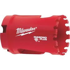 "Milwaukee 1-3/8"" Diamond Hole Saw"