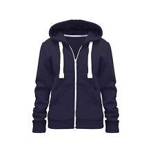 58c6934b Ladies Navy Fleece in Women's Hoodies & Sweats for sale | eBay