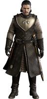 Game of Thrones Kit Harington as JON SNOW Action Figure 1/6 Threezero Sideshow