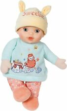 Zapf Creation Baby Annabell Sweetie My First Baby Doll 30cm Integrated Rattle