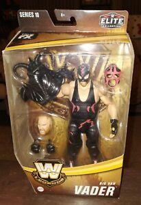 Big Van Vader WWE Legends Elite Series 10 Wrestling Action Figure Damaged Box