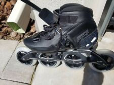powerslide R4 speed skate roller blades mens size 10. 1 pair
