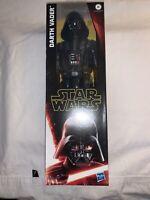 Star Wars Darth Vadar 12 Inch Action Figure Hasbro Collector Disney New in Box