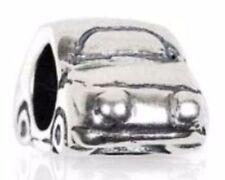 ORIGINAL TEDORA FIAT 500 925 SILVER BEAD FIT EUROPEAN BEADS 359