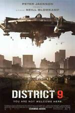 DISTRICT  9      film    poster.