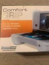 NEW Clear Dreamgear Comfort Grip Silicone Protective Case for Nintendo DSi (New)