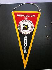 ANGOLA - FLAG - FEDERACO ANGOLANA DE ANDEBOL - FAA - HANDBALL FLAG !