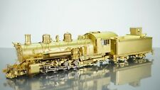 Overland Models Brass 2-8-2 K-37 Denver & Rio Grande Western D&RGW On3