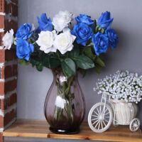 Fashion Artistic Design Silk Flowers Rose Flower Home Wedding Decoration