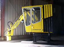 1/2 Ton Lamberton 5-Axis Hydraulic Forging Manipulator
