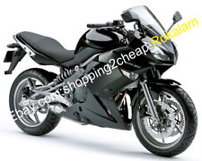 For Kawasaki Ninja 650R 2009 2010 2011 ER-6F Gloss + Matte Black ABS Fairing Kit