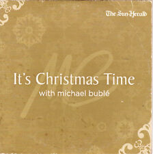 MICHAEL BUBLE: It's Christmas Time CD The Age 6 songs