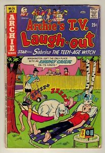 Archie's TV Laugh-out #25 - 1974 Archie - Sabrina the Teen-Age Witch - Gd/VG 3.0