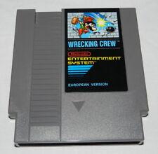 WRECKING CREW   Nintendo  NES Spiel    GETESTET