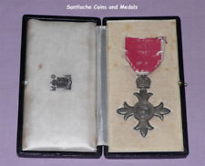 ORDER BRITISH EMPIRE (MBE 2nd Type) IN ROYAL MINT CASE OF ISSUE