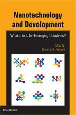 Nanotechnology and Development : What's in It for Emerging Countries? (2014,...