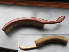 ancienne balayette de table en bois brosse de table  ramasse miettes