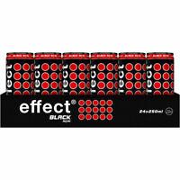 24 Dosen a 0,25L Effect Acai Black Energie Drink 0,25 Liter inc. EINWEG Pfand