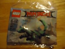 The Lego Ninjago Movie - Green Ninja Mech Dragon Polybag - 30428 - Year 2017