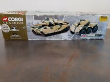 Corgi 1:50 British Army Centurion Tank & Saladin Armoured Car Box 69901
