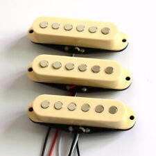 Strat Pickup Electric Guitar Pickups Single Coil Set of 3 Magnet Ceramic Pickups