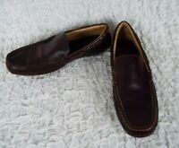 Sperry Hampden Venetian Amaretto Driving Loafers Shoes Men's 11.5 M