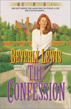 THE CONFESSION ,THE HERITAGE of LANCASTER COUNTY: by Beverly Lewis. PAPER BACK