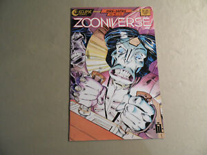 Zooniverse #2 (Eclipse 1986) Free Domestic Shipping