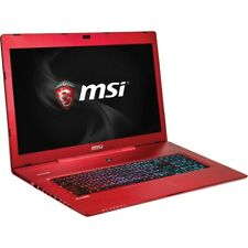 MSI GS70 Stealth Pro 17.3 Intel Core i7 16GB Crimson Red - GREAT CONDITION -