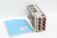 Tektronix Amplifier Type 3A74 Plug-In-Unit