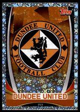Match Attax SPFL (SCOTTISH) 2019/2020 - Club Badge Dundee United No. 253