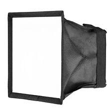 Neewer 15x17 cm cámara plegable difusor mini Softbox para cn-160 LED-Flash