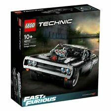 Lego 42111 Technic Fast & Furious Dom's Dodge Charger (Brand New Sealed)