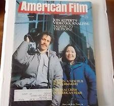 Ray Harryhausen, Richard Rush, Bill Wittliff  - American Film Magazine 1981