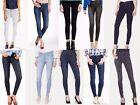 New Levi's Womens 710 Super Skinny Slim Fit Mid Rise Denim Jeans All Sizes