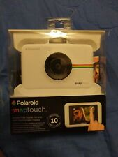 NEW Polaroid Snap Touch 13 MP Instant Digital Camera  POL-STWAMZ - White