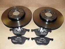 Original Bremse vorne (278mm) 1790221 + 1809256 Ford Focus MK3 + C-MAX