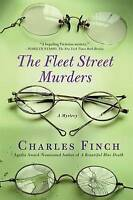 NEW The Fleet Street Murders (Charles Lenox Mysteries) by Charles Finch