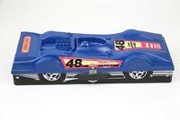 Vintage Matchbox Lesney England 48 Car Carry Case Formula 1 race car with Trays
