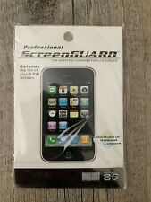 Professional Screen Guard for LCD Screen for Apple iPhone 3GS *New Sealed