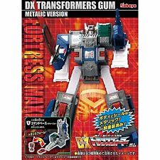 Transformers Gum Kabaya DX Fortress Maximus Metallic ver. Model Kit Set of 3