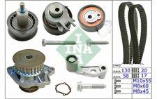 INA Bomba de agua kit correa distribución Para VW GOLF SEAT 530 0360 30
