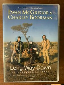 The Long Way Down DVD Box Set  John O'Groats - Cape Town Motorcycle Bike Trek