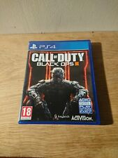 Cod Call Of Duty Black Ops III Sony Playstation 4 Ps4 Game