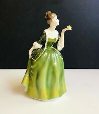 Royal Doulton Fleur Figurine Hn 2368 Bone China England 1967 M12