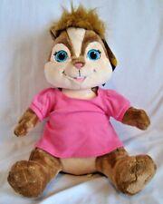 Chipmunks Brittany Build A Bear Plush Stuffed Animal Chipette Girl Chipmunk