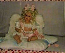 "Master Piece Gallery Doll ""MY HEARTS DESIRE"" PORCELAIN collectors doll #263/600"
