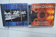 Hans Zimmer Guitars Vol 1und 2 Sampling CD, Akaiformat