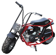 Mini Bike Ride On Coleman Powersports 100cc Gas Powered Red Trail Mini Bike NEW